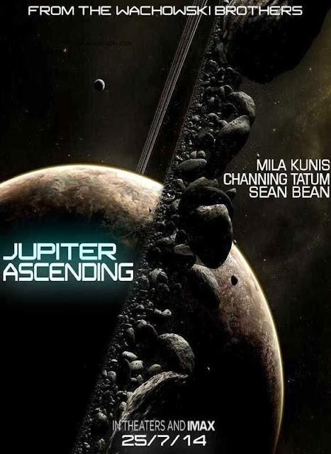 Jupiter Ascending 2014 Official Trailer HD