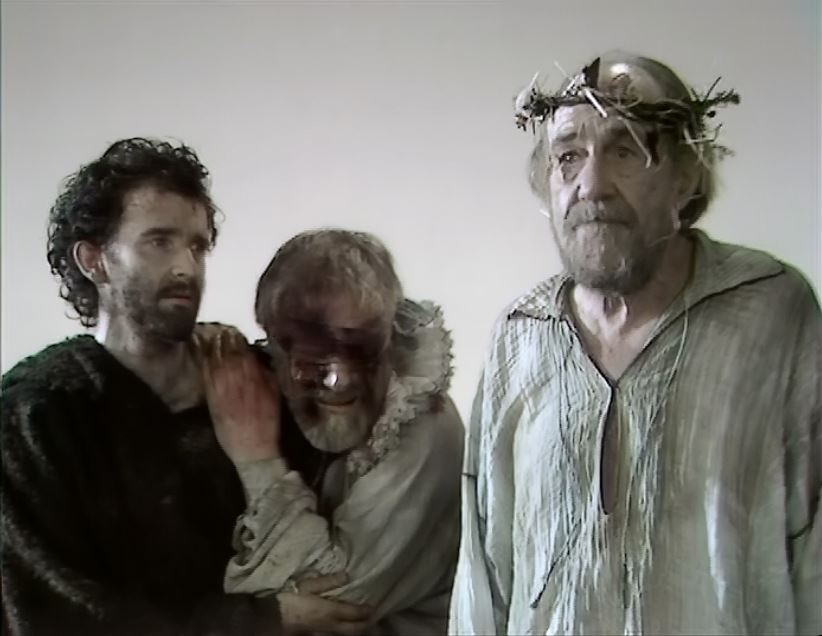 king lear reflection The reality of a reflection:  and what does any of this have to do with 'king lear' to be bored by a film is bad enough, but this film is aggressively,.