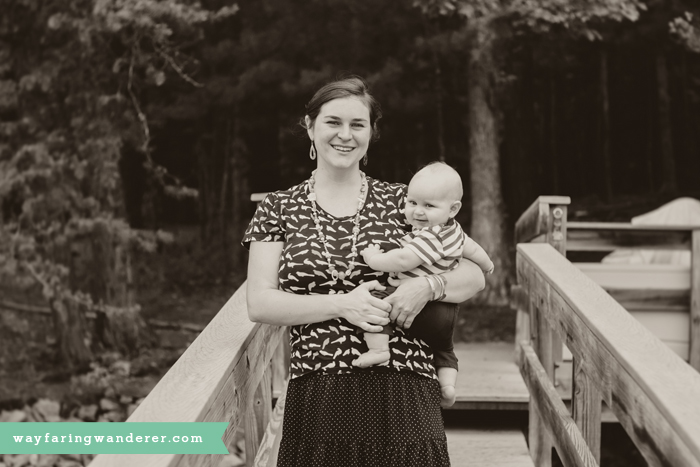 Hersey Family Adventure on Lake James, NC | Mom & Baby | Boone North Carolina Family Photographer