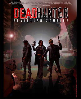 Poster Dead Hunter: Sevillian Zombies