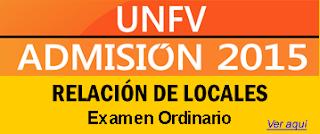 Ingresantes UNFV 2015 exámen de admisión UNFV domingo 29 de Marzo
