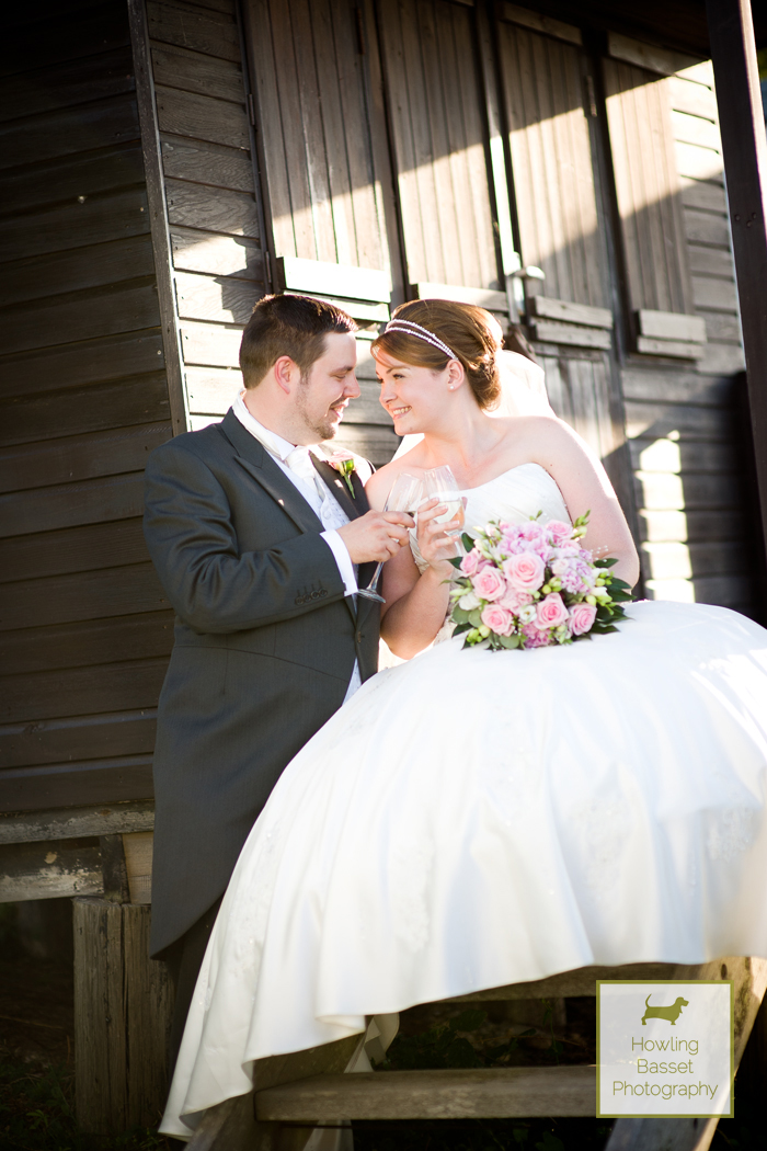 Whitstable Castle Wedding