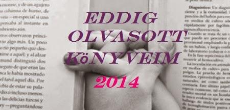 Eddig olvasott könyveim (2014)
