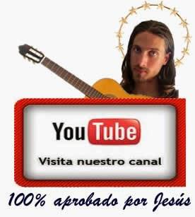 Canal Santo en Youtube