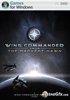 Wing Commander Saga The Darkest Dawn   PC