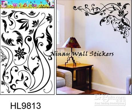 ninay vintage: ready stock wall sticker