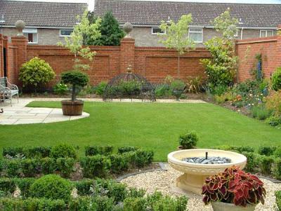 Landscape Garden Designs