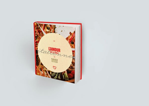 17 Cool and Creative Cookbook Designs - Jayce-o-Yesta