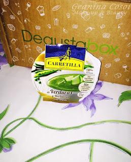 CARRETILLA DEGUSTABOX OCTUBRE 2015