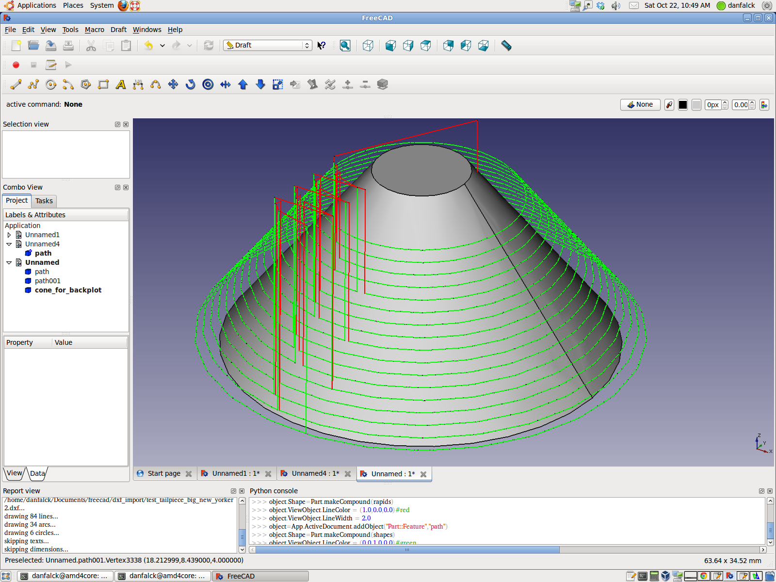 LibreCAD  Free Open Source 2D CAD