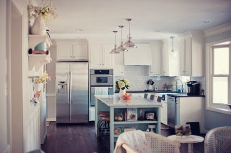 Our Farmhouse Kitchen B&A