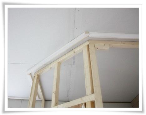 Stationen1887 - Renovering av ett stationshus: Skafferi att gå in i!!