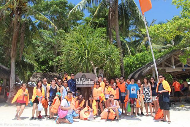 FSRM in Isla Pandan, Puerto Princesa, Palawan