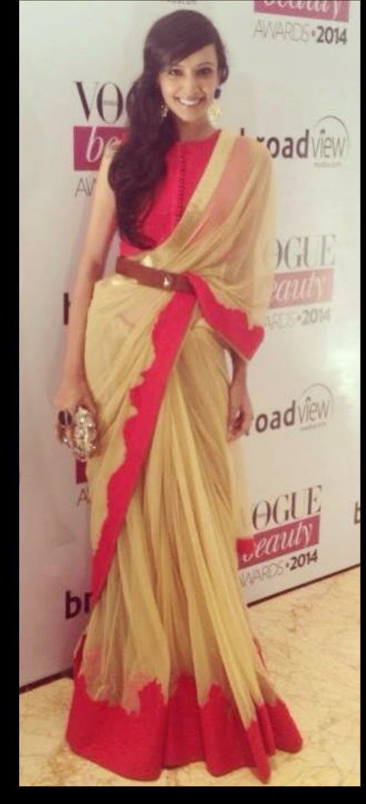 Bollywood Actress Saree Collections: Dipannita Sharma in ...
