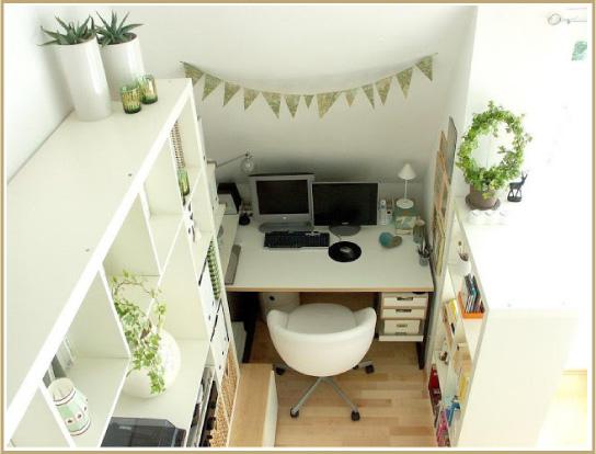 Novembre 2012 blog di arredamento e interni dettagli home decor - Scaffali ufficio ikea ...