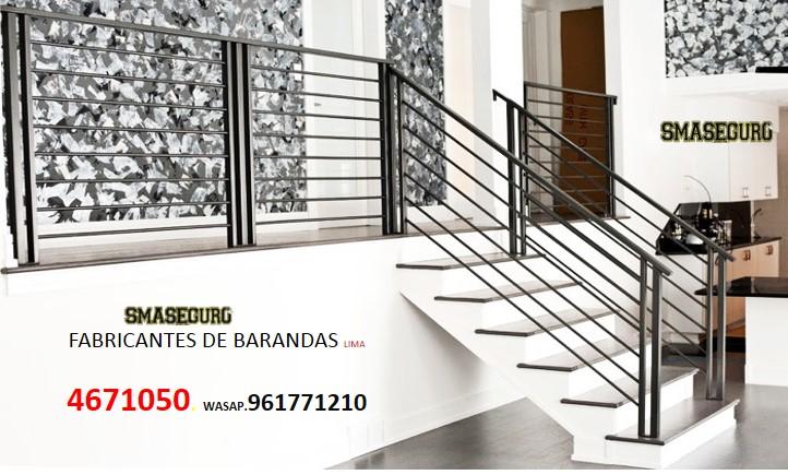Barandas para escaleras for Barandas de escalera