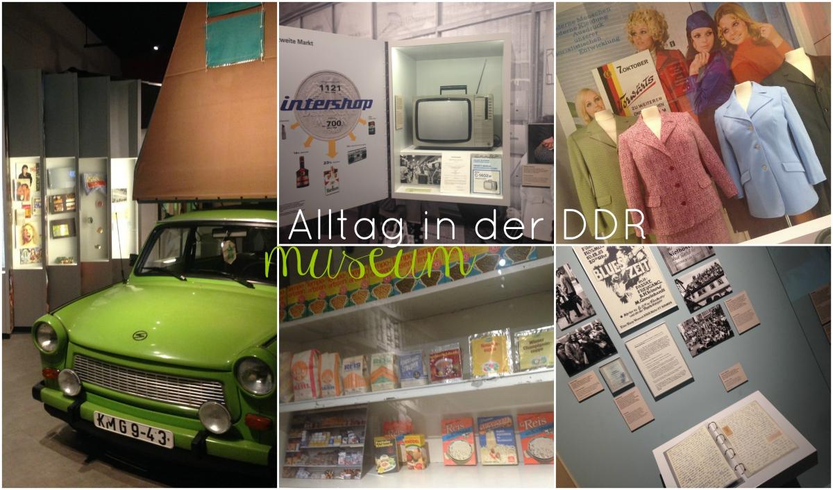 Travel Guide Reisetipps Berlin Sightseeing Geschichte Museum Gratis Alltag in der DDR Kulturbrauerei