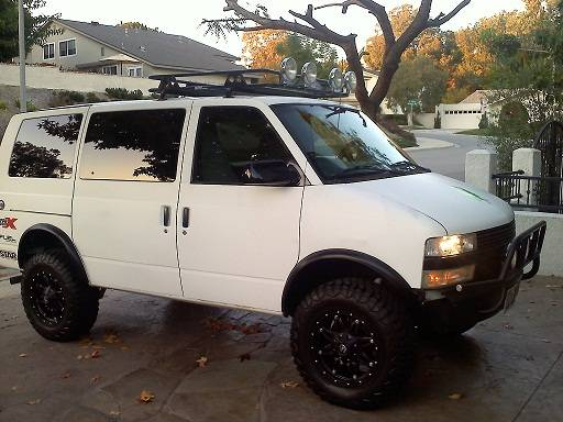 Awesome Ive Used My 00 AWD Astro Cargo Van For Work Where I Frequently Travel Many Miles On And Off Road The AWD System Works Well When  More So Than Any Other Van Ive Driven In Its Class Unfortunately, Chevy Discontinued The Astro As