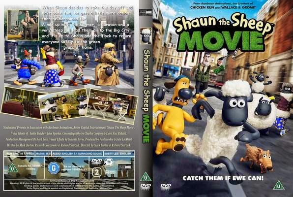 Shaun the Sheep Movie (2015) I was late for The Interview ...