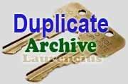 Duplicate Content Archive