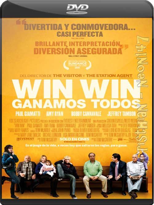 Ganamos Todos (Castellano) (DVDSCR) (Audio: AC3) (2011) (partes de 450 MB y 1 LINK) (Mirrors)