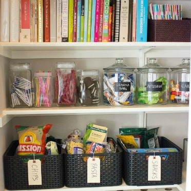 Organize your pantry in 10 simple steps!