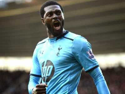 Adebayor's simplistic approach