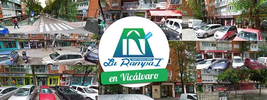 Centro Comercial La Rampa 1 Vicalvaro