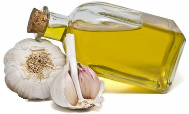 Virgin oil and Garlic - how to get rid of tonsil stones naturally