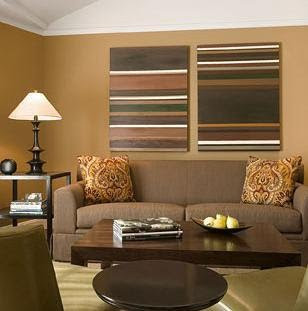 Perfect Brown Living Room Ideas
