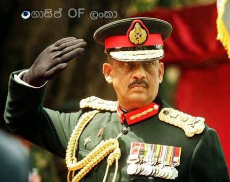 Field Marshal Sarath Fonseka speaks about new promotion