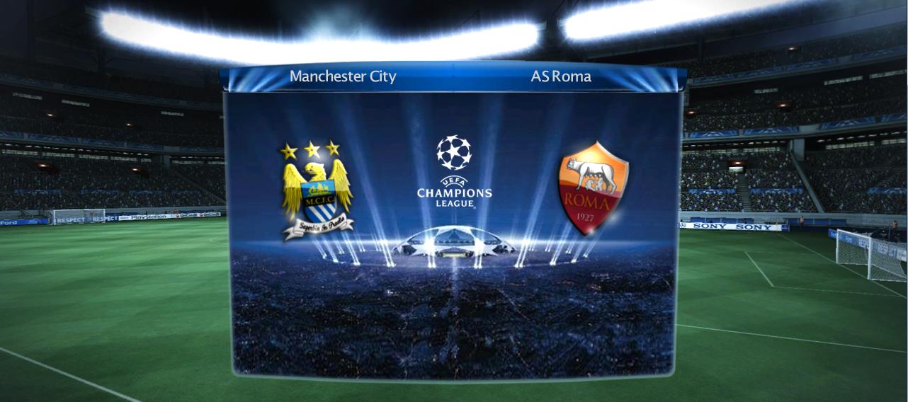 مشاهدة مباراة مانشستر سيتي وروما بث مباشر اليوم 10-12-2014 Mnb-rom
