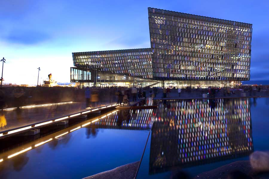 The Building Is First Purpose Built Concert Hall In Reykjavík It Houses Iceland Symphony Orchestra And Icelandic Opera