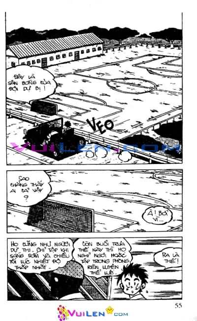 Jindodinho - Đường Dẫn Đến Khung Thành III  Tập 45 page 55 Congtruyen24h