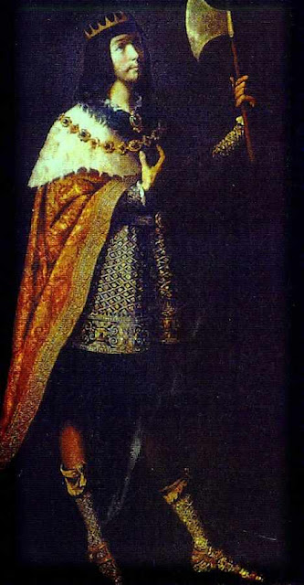 Santo Hermenegildo, Francisco de Zurbarán
