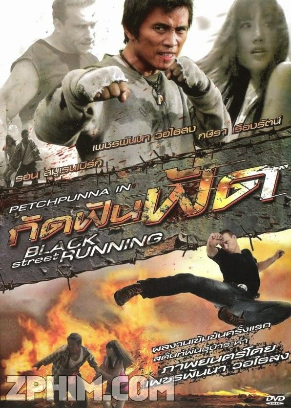 Tội Ác Đường Phố - Black Street Running (2011) Poster
