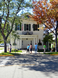 Village Hall in Saugatuck, Michigan