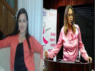 Psicóloga Sabrina Cunha assume direção da 4ª Gerência de Saúde da região