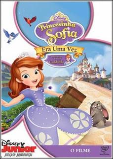 Capa do Filme Princesinha Sofia: Era uma Vez