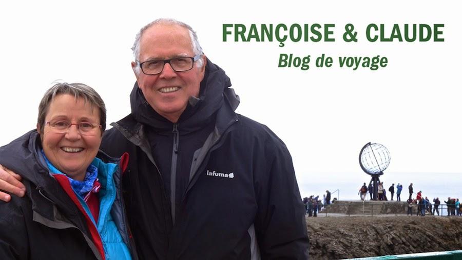 Le blog de Françoise et Claude 2014 et hiver 2015