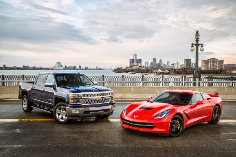 Best Of The Best: Chevrolet Stingray and Silverado