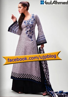 gul ahmad new dresses collection