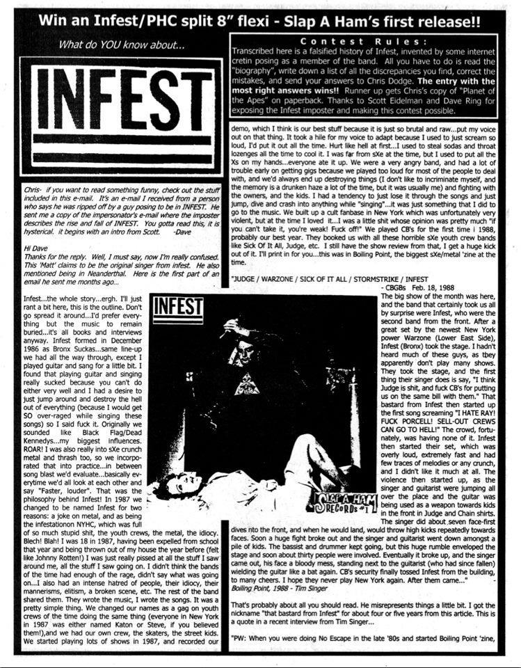 Infest - Live KXLU