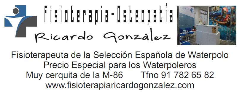 Fisioterapia-Osteopatía Ricardo González