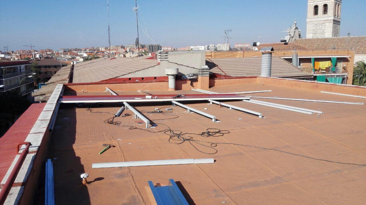 Marina construcciones empresa de madrid para la - Empresa construccion madrid ...