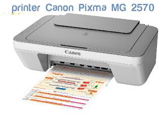 Spesifikasi Printer Canon MG2570 dan 2470 juga harga terbaru