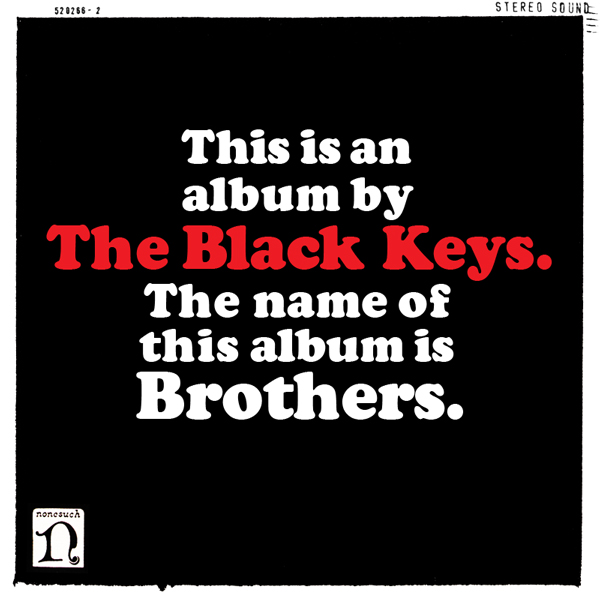 the black keys broters