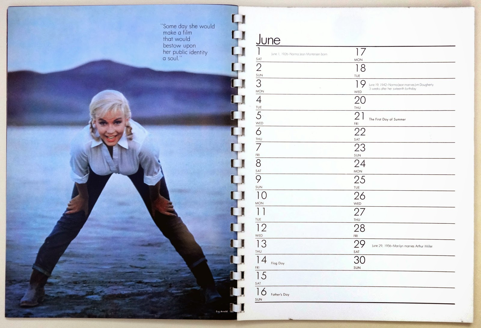 1974 marilyn monroe datebook dating 3