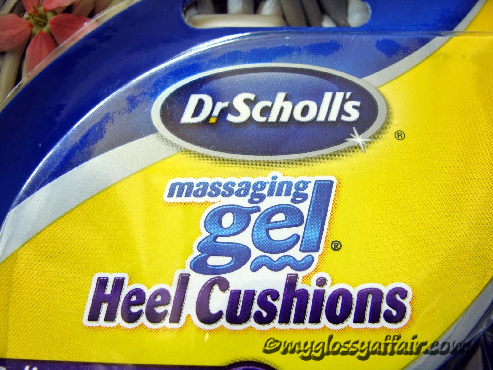 Dr. Scholl's Massaging Gel Heel Cushions Review