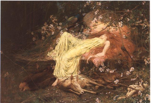 arthur wardle fairy tale